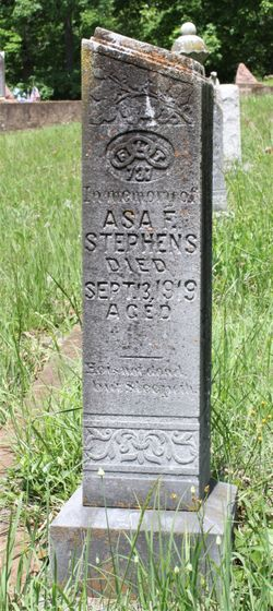 "Asa Franklin ""Acey"" Stephens"