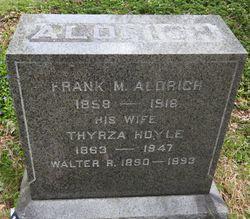 Thyrza <I>Hoyle</I> Aldrich