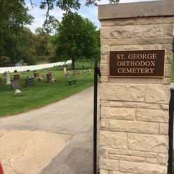 Saint George Orthodox Cemetery