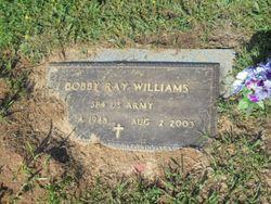 Spec Bobby Ray Williams