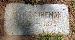 Mark Davis Stoneman