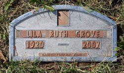 Lila Ruth <I>Madson</I> Grove