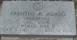 Prentiss R. Adams