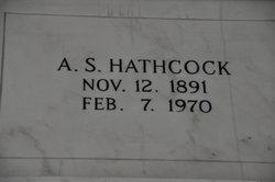 """Addison S """"A S"""" Hathcock"""