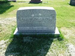 Mayme S. <I>King</I> Allomong