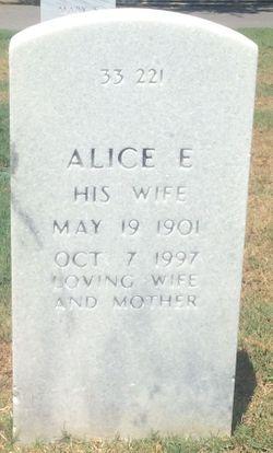 Alice E Cooper