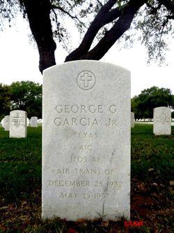George G Garcia, Jr