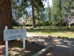 Stirling City Cemetery