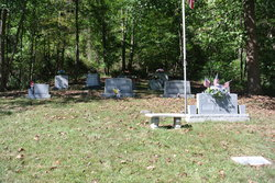 A.J. Baldridge Family Cemetery
