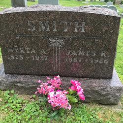 Myrta Alice <I>Whitlock</I> Smith