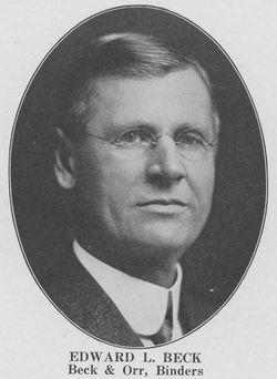 Edward Louis Beck