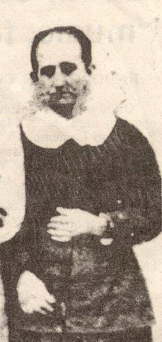 Mary Elizabeth <I>Sweeney</I> Bonsall