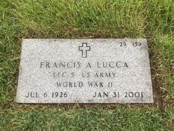 Francis A Lucca