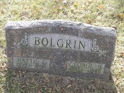 Hattie Elnora <I>Guildner</I> Bolgrin