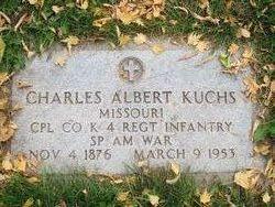 Charles Albert Kuchs