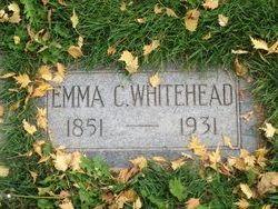 Emma Julia <I>Carr</I> Whitehead