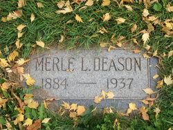 Merle Lucile <I>Whitehead</I> Deason