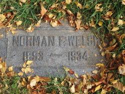 Norman Frank Welsh