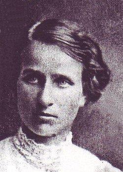 Julia Anna <I>Johnson</I> Maybin