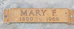 Mary Francis <I>Hagood</I> Gilbert