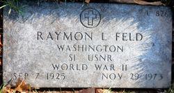 Raymon LaVern Feld