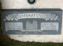 Ruth <I>Lindholm</I> Hawkins