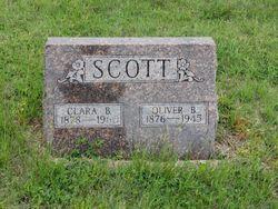 Oliver Burke Scott