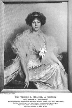 Dorothy Payne <I>Whitney</I> Elmhirst