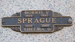 Morris Vern Sprague