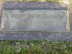 Helen Ruth Harms