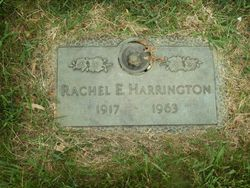 Rachel E. Harrington