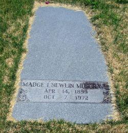 Madge Irene <I>Newlin</I> Musgrave