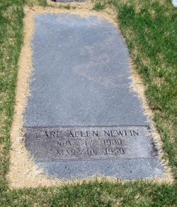 Carl Allen Newlin