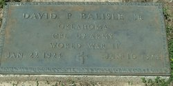 David Preston Balisle Jr.