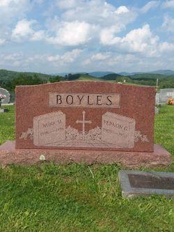 Buna Maude <I>Mouser</I> Boyles