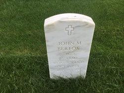 John M Bertok