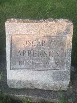 Oscar Winton Apperson