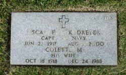 "Oscar Frank ""Red"" Dreyer"