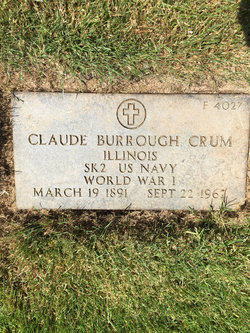 Claude Burrough Crum