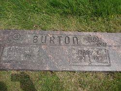 Mary Elizabeth <I>Townsend</I> Burton