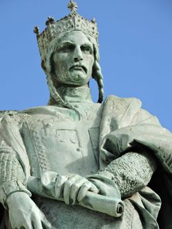 "Andrew II ""the Jerosolimitan"" of Hungary"
