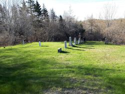 MacLean Cemetery, Grand Anse, Richmond County
