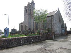 Gretna Old Churchyard