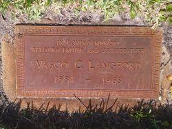 Vasco Cleveland Langford