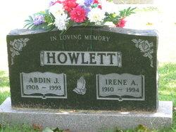 Irene A <I>MacKinnon</I> Howlett
