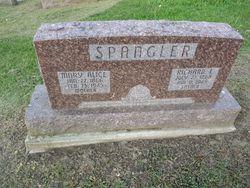 Mary Alice <I>Winney</I> Spangler