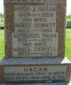 Hugh Michael Hagan