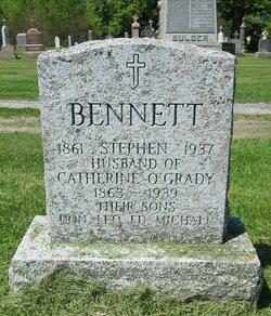 Stephen Joseph Bennett