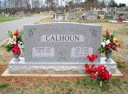 Ada <I>Cook</I> Calhoun