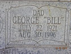 "George William ""Bill"" Bears"